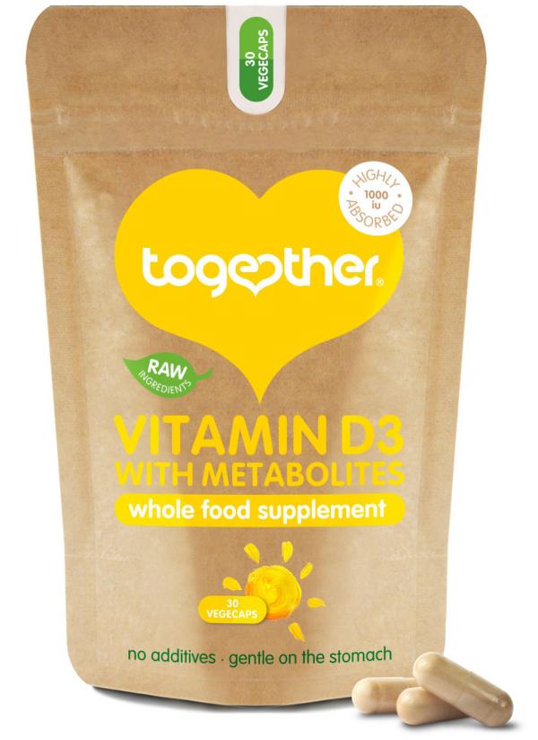 la vitamine D sans additifs