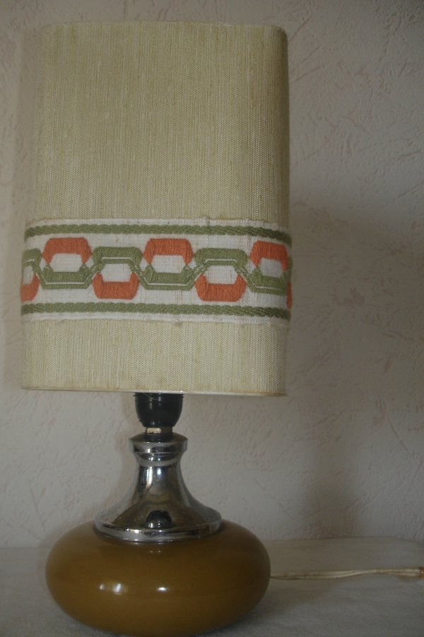 lampe chevet au pied solide