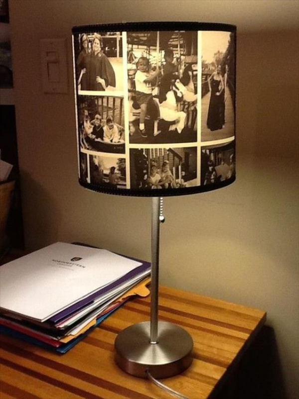 lampe chevet des photos