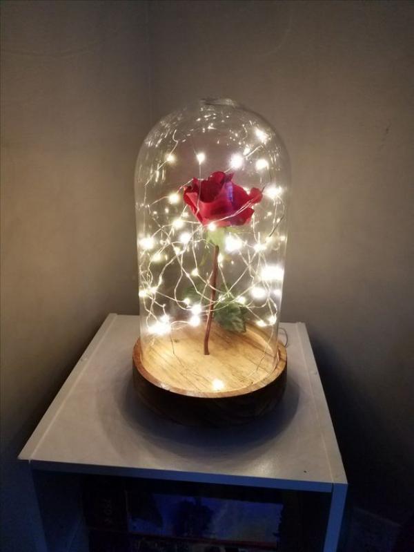 lampe chevet du romantisme