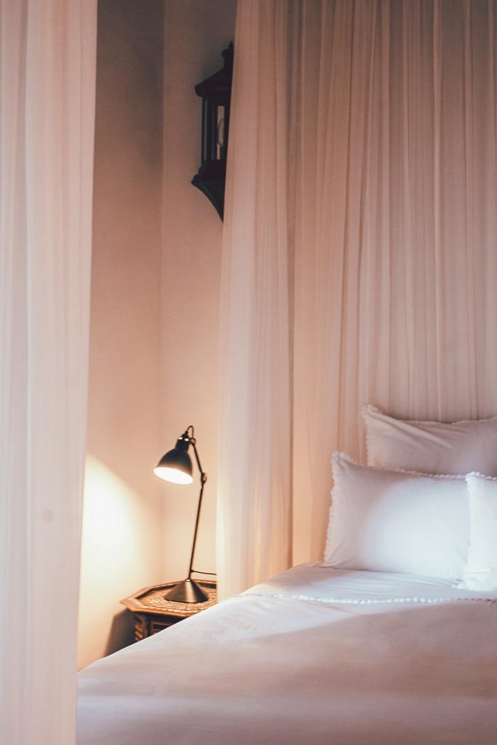 lampe de chevet luminaire design pour la chambre à coucher