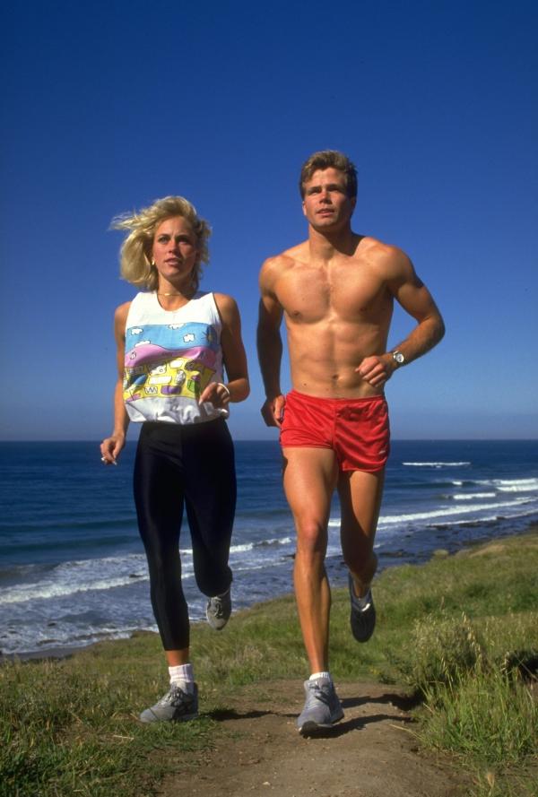 les bienfaits du jogging le long du bord