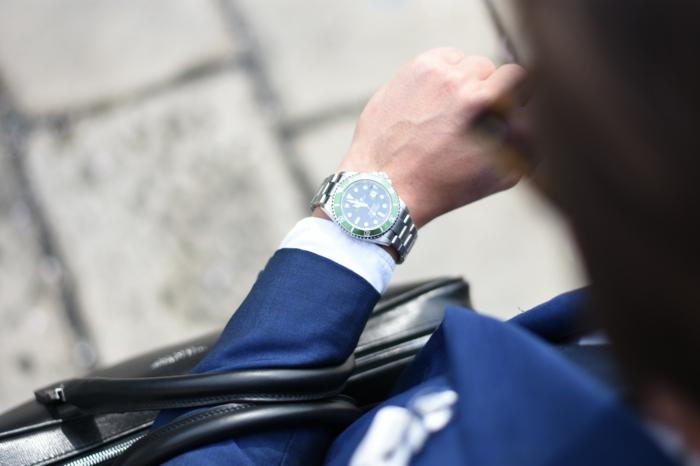 look élégant style vestimentaire homme