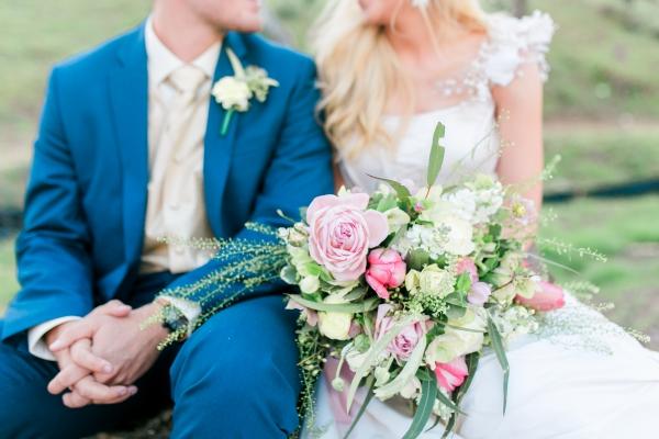 mariage parfait bouquet époustouflant