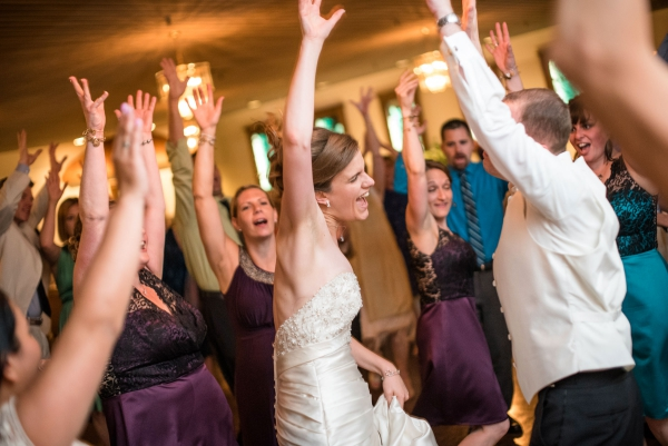 mariage parfait danses folles