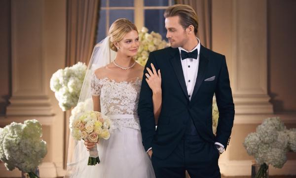 mariage parfait fleurs blanches