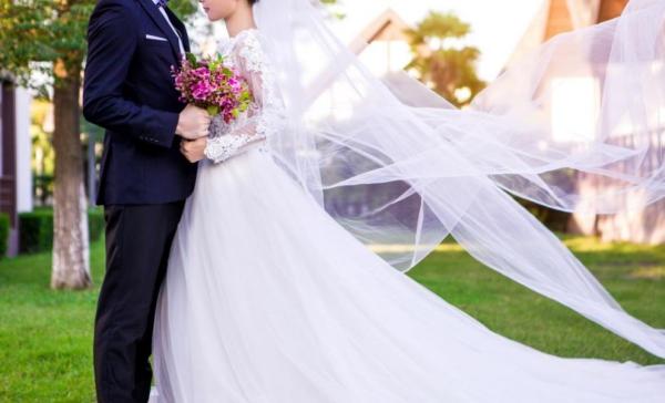 mariage parfait sous les arbres