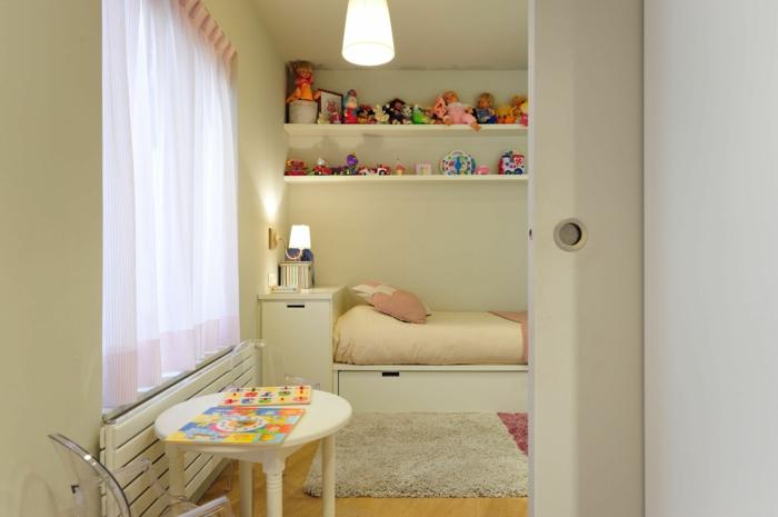 portes coulissantes chambre enfant idée