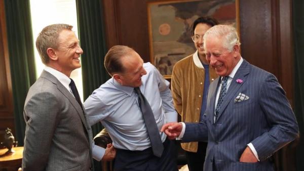 prince Charles bonne atmosphère