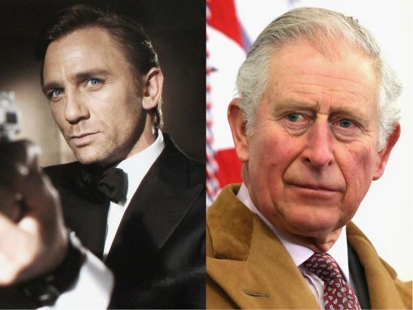 prince Charles pour un rôle