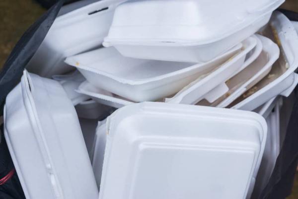 risque de cancer vaisselle en styrène