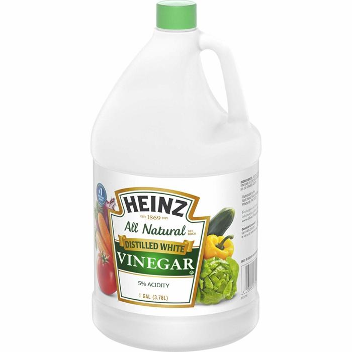 vinaigre blanc adoucissant maison recette diy
