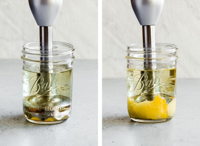 étapes recette mayonnaise
