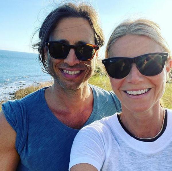 Gwyneth Paltrow et Brad Falchuk fêtent un an de mariage