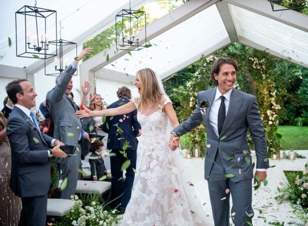 Gwyneth Paltrow et Brad Falchuk mariage