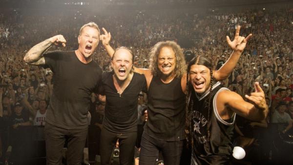 Metallica depuis 1984
