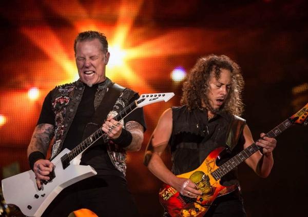 Metallica grande tournée