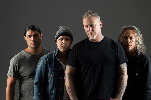 Metallica groupe de metal