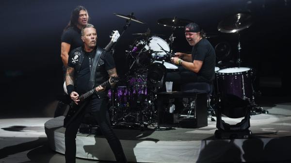 Metallica le batteur