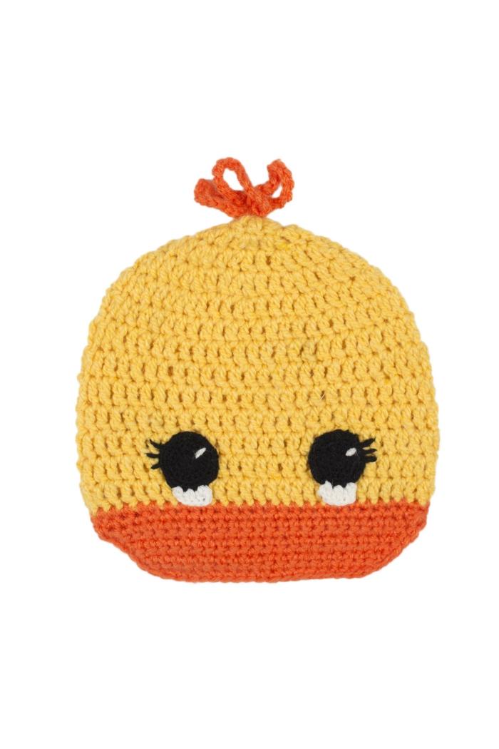 accessoires enfant pour la rentrée chapeau tricoté