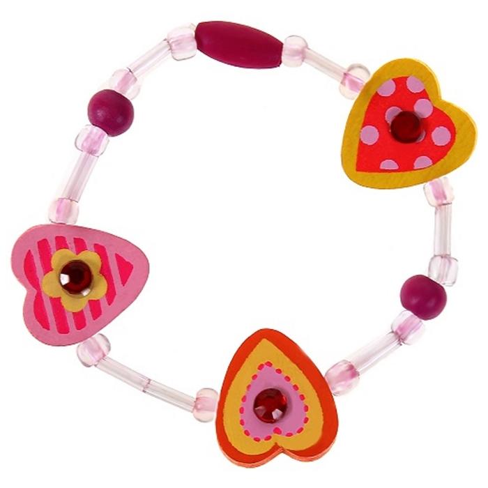 accessoires enfant pour la rentrée petits coeurs