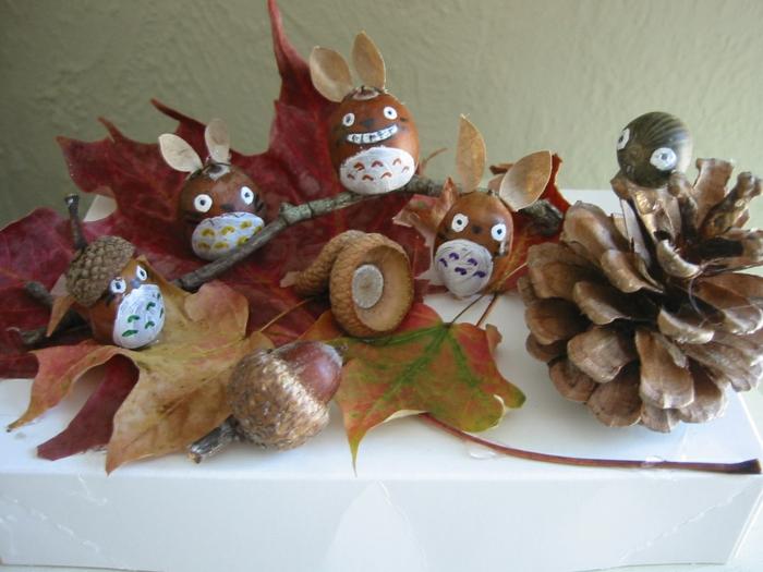 activités manuelles automne amuser enfants