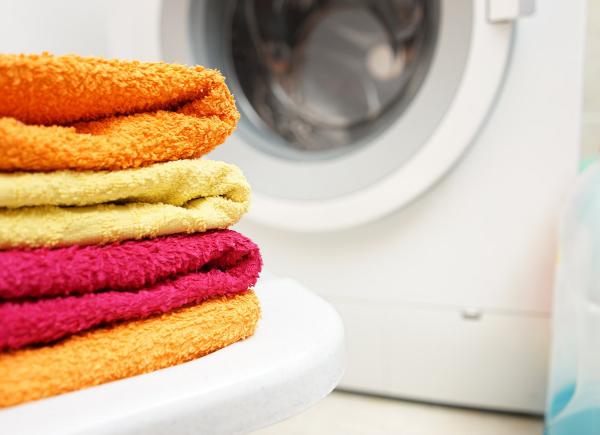 adoucissant lessive absorption de l'humidité