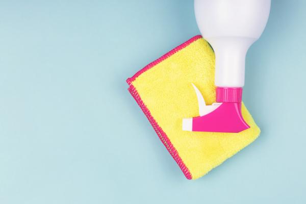 adoucissant lessive en microfibre