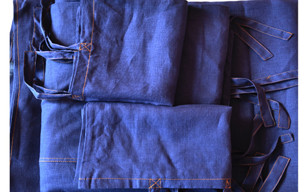 adoucissant lessive vêtements de travail