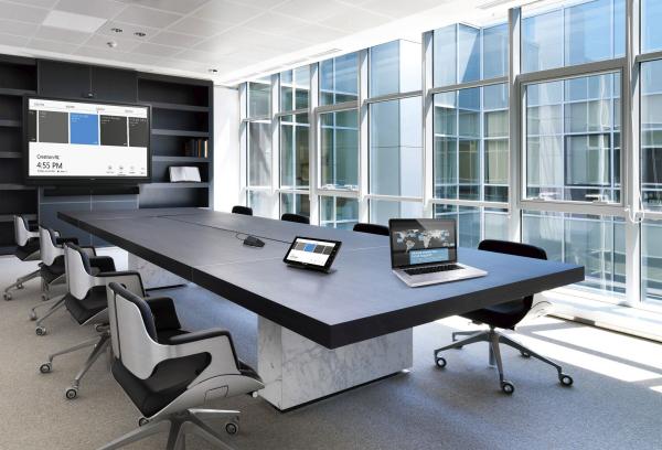 bureau contemporain design salle de conférence