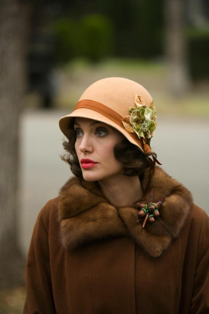 chapeau cloche style 1920 déguisement années 20