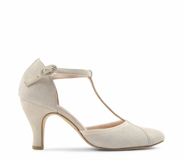 chaussures style années folles salome déguisement années 20