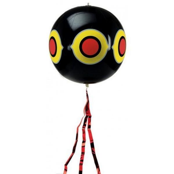 comment chasser les merles du jardin ballons stressants