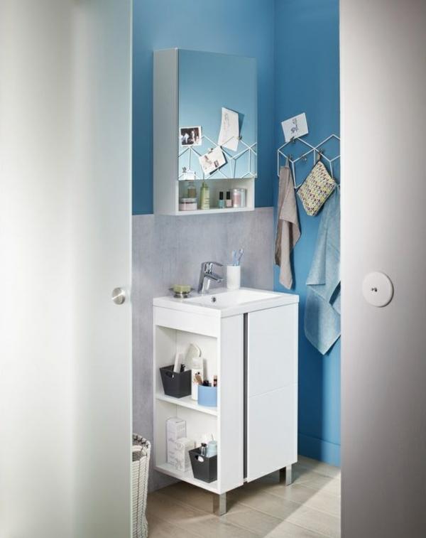 comment choisir ses meubles de salle de bain Pack Gipsy niche à gauche