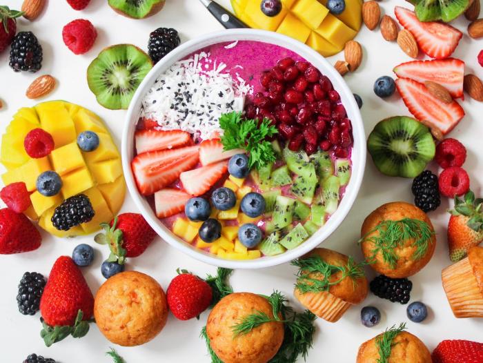 conservation des aliments abondance d'aliments