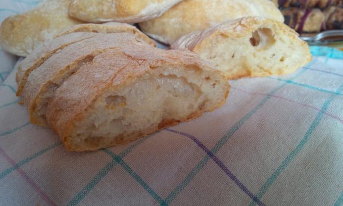 conservation des aliments du pain frais