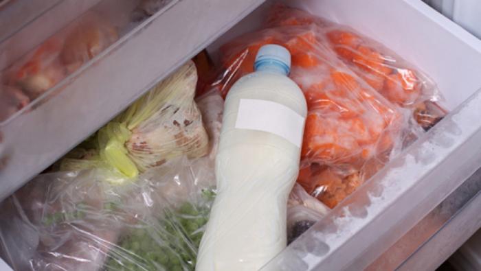 conservation des aliments faut pas geler