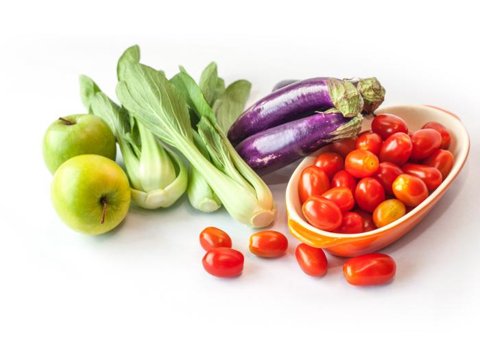 conservation des aliments légumes frais
