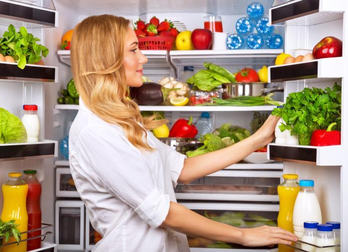 conservation des aliments où mettre les aliments