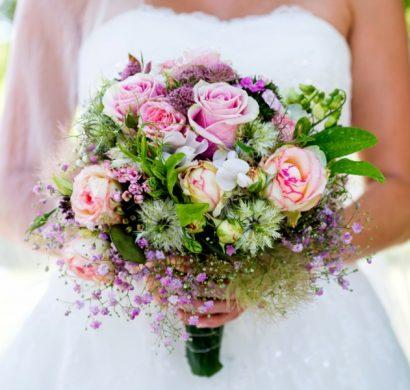 conserver un bouquet de mariage