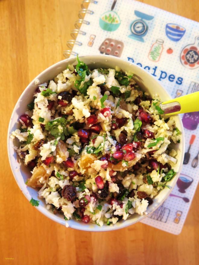culture du chou-fleur une bonne salade