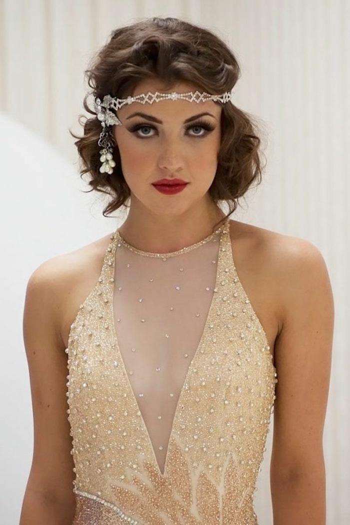 déguisement années 20 idée robe femme