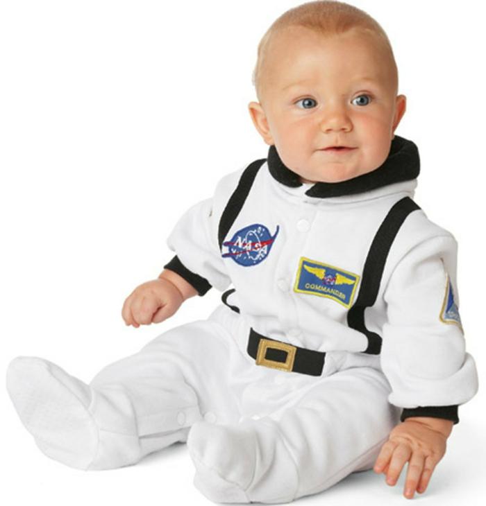 déguisement halloween bébé cosmonaute