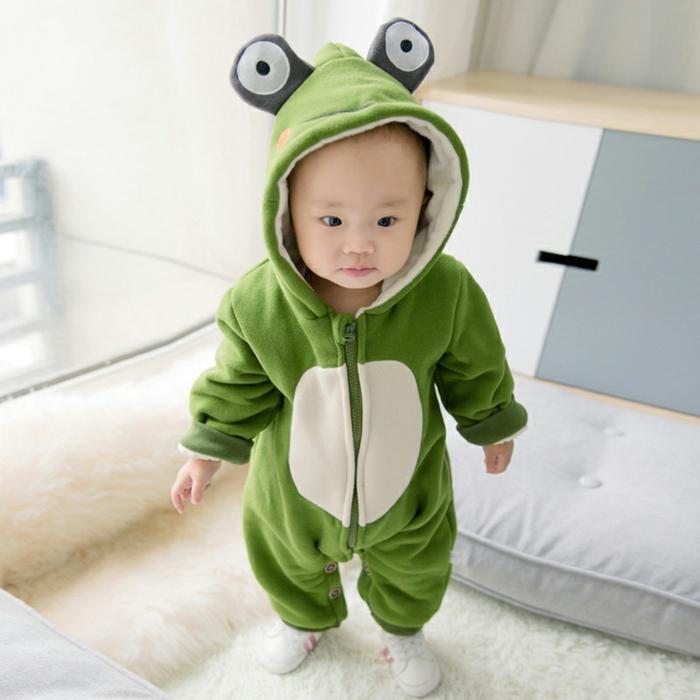 déguisement halloween bébé idée inspirante