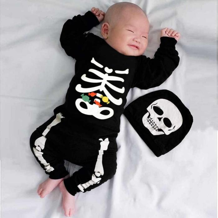 déguisement halloween bébé idée pour vous inspirer
