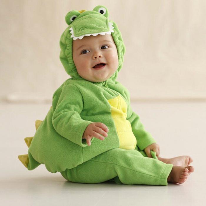 déguisement halloween bébé idée unique