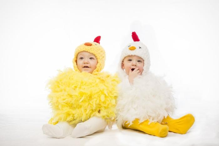 déguisement halloween bébé ifée pour la fête
