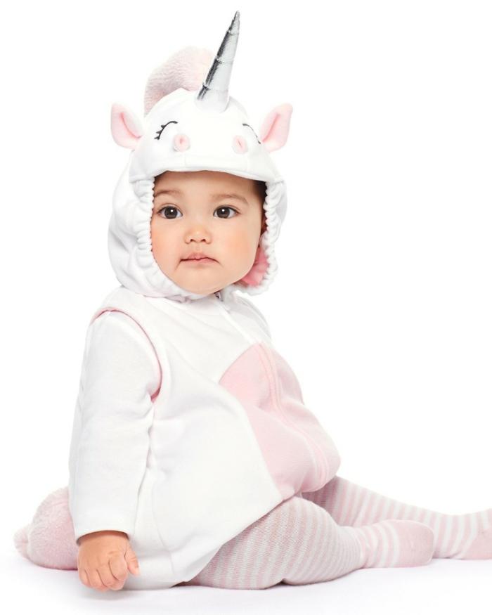 déguisement halloween bébé licorne