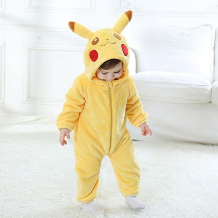 déguisement pikachu déguisement halloween bébé