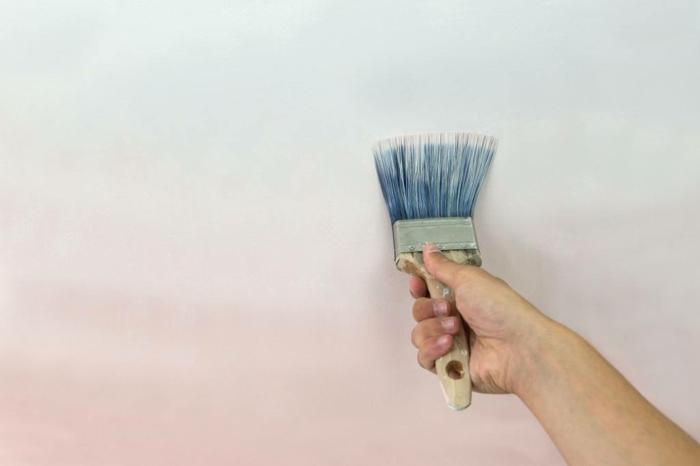 faire disparaitre les jonctions effet tie and dye